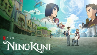 Photo of The Ni No Kuni Movie No One Told Me About is Coming to Netflix This Month