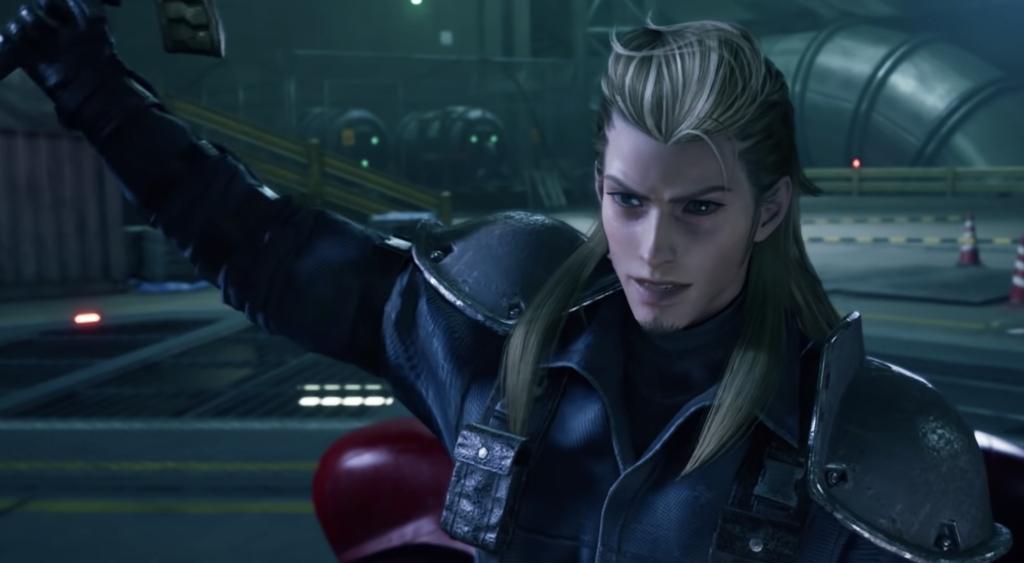 Final Fantasy VII Remake soldier