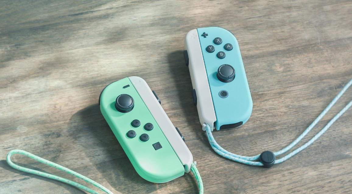 Animal Crossing Joy-Con