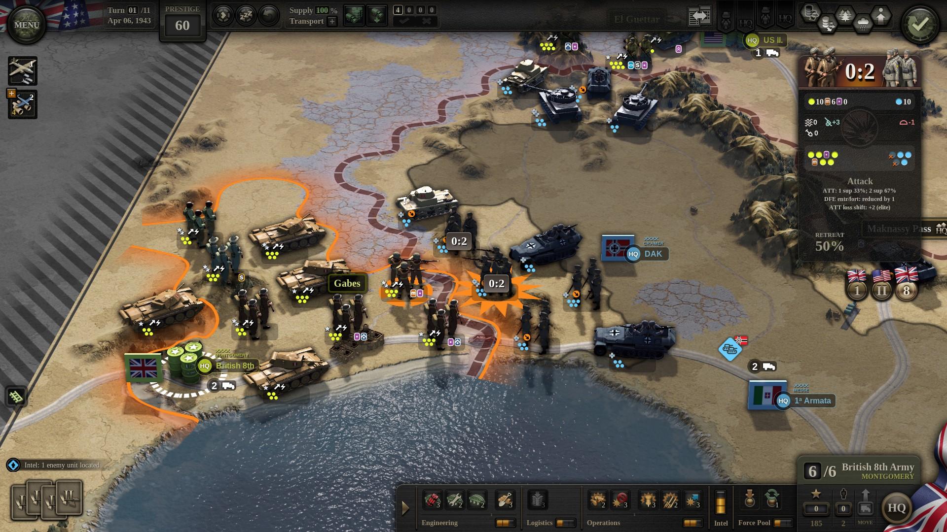 combat preview