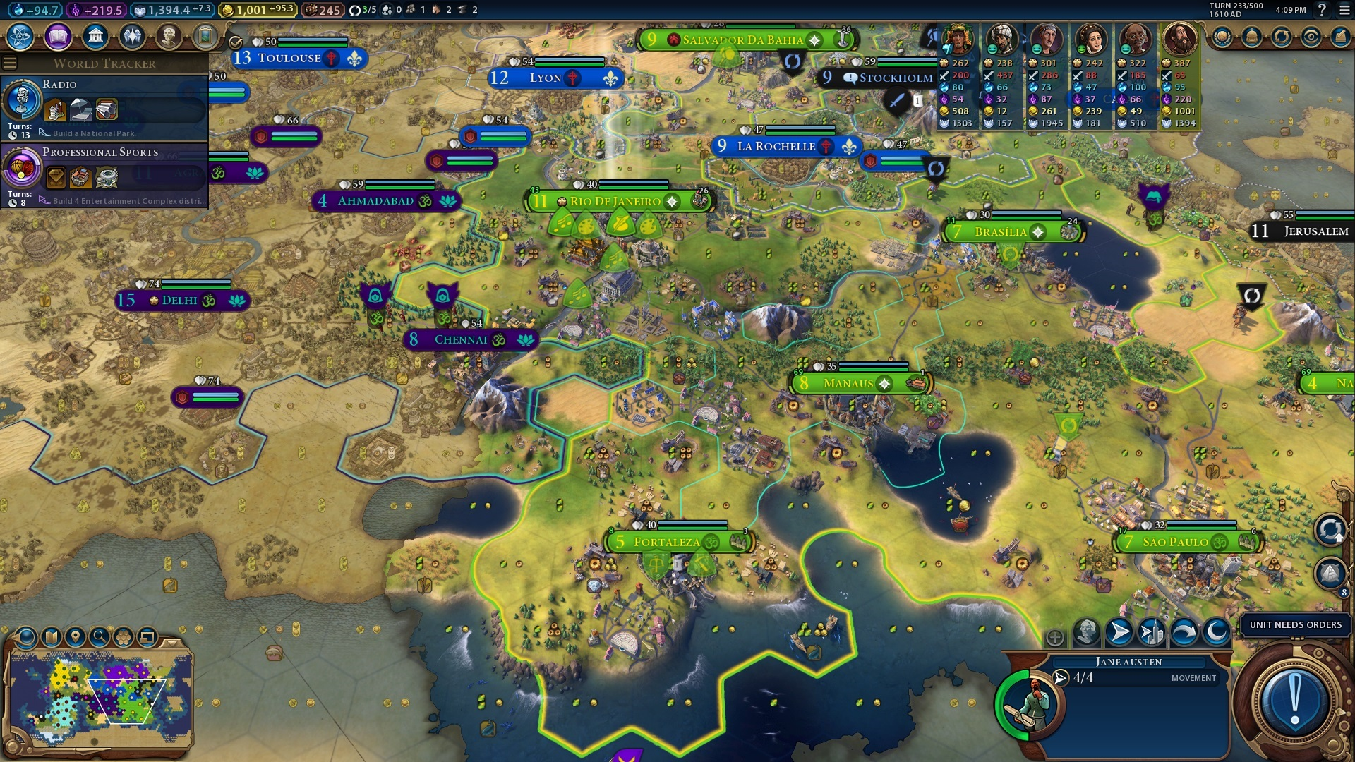 large empire