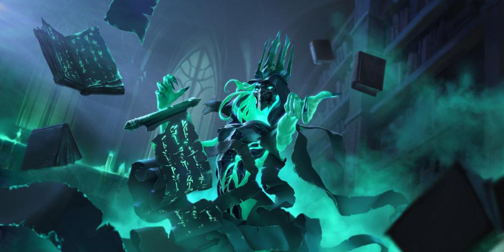 legends of runeterra chronicler