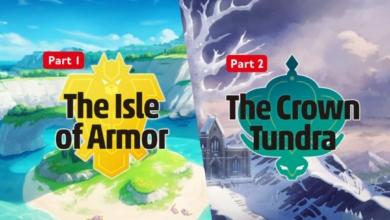 Photo of Pokemon Sword & Shield DLC Brings More Areas, Pokemon