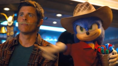 Photo of The Video For the Sonic Movie's Theme Song is Kinda Dope