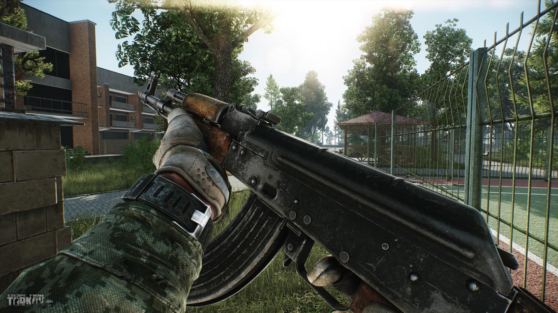 tarkov gun