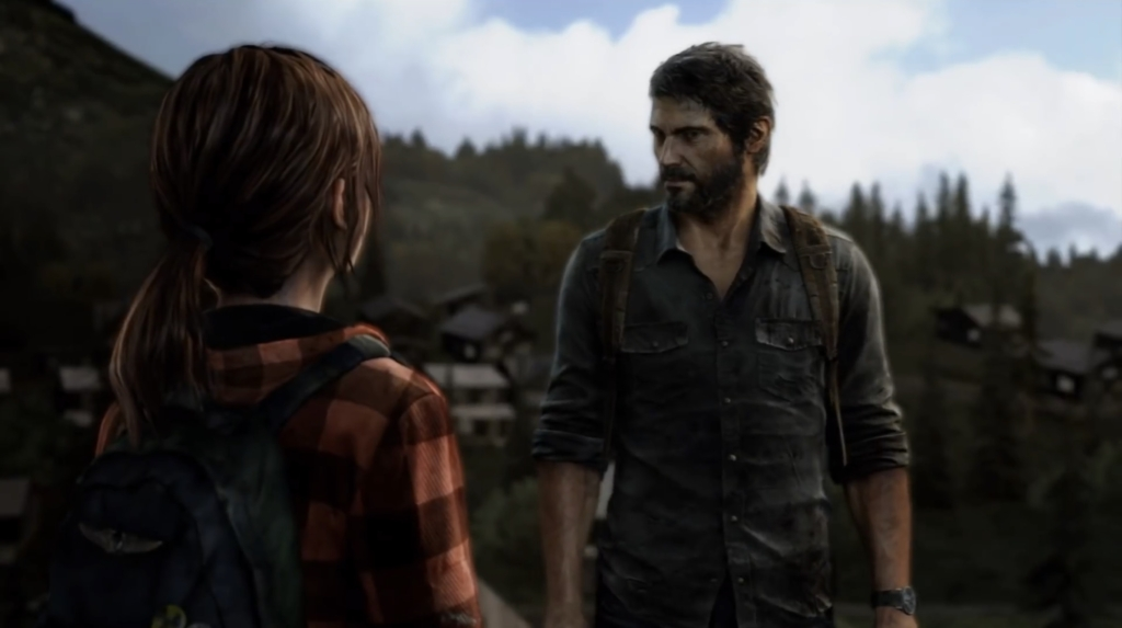 the last of us ending