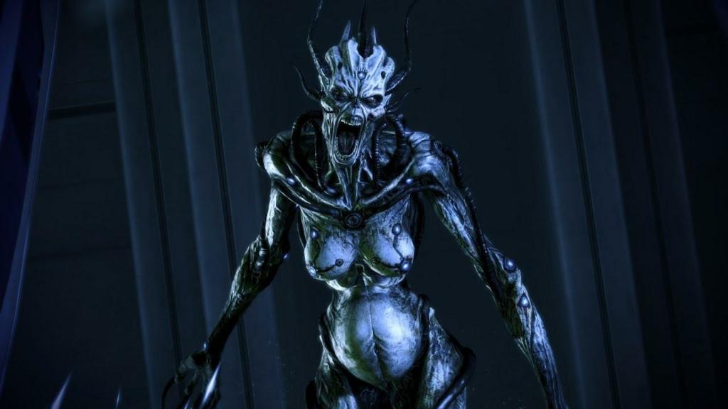 Banshee Mass Effect