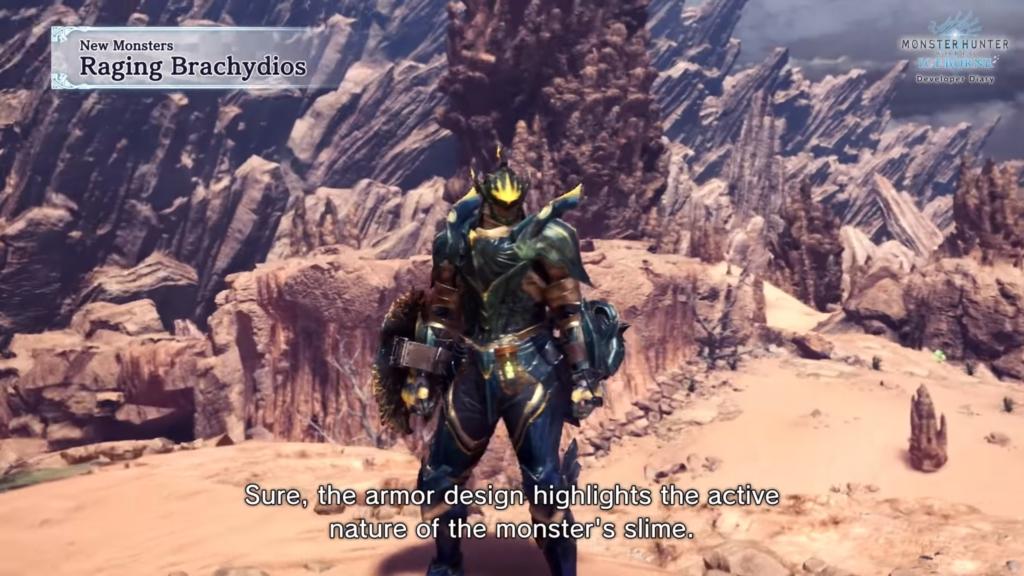 Raging Brachydios Armor