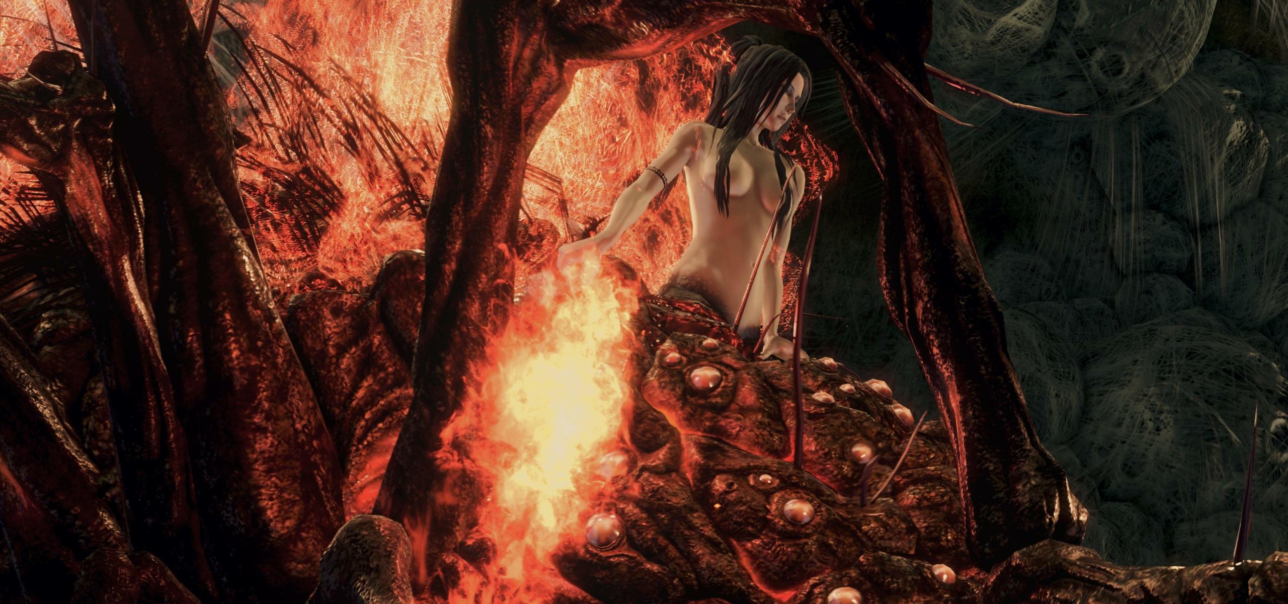 Video Game Monster Girls