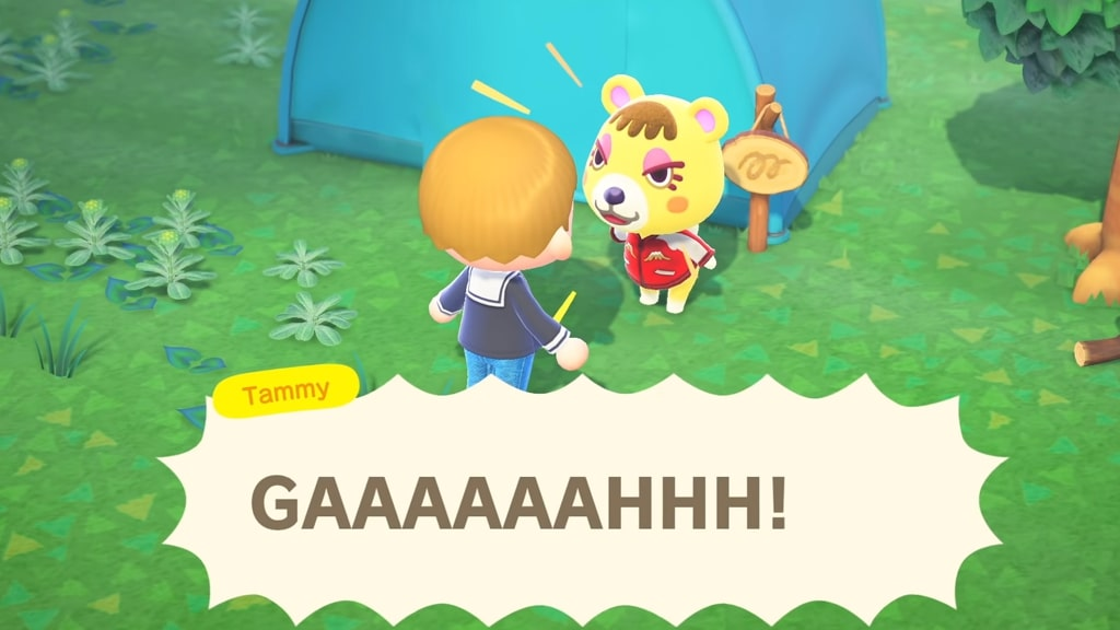 animal crossing villagers