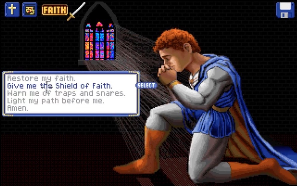 Captain Bible