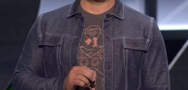 Phil Spencer jack shirt combo