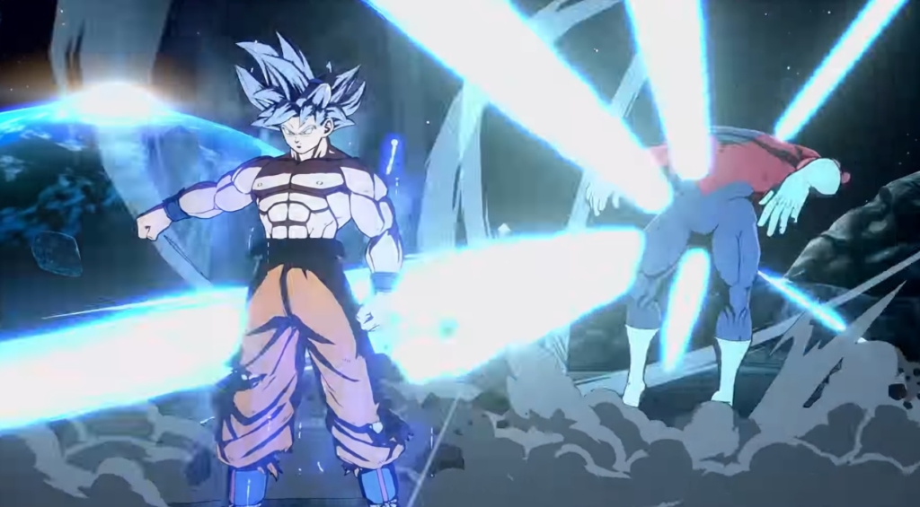 dragon ball fighterz dbfz season 3 ultra instinct goku