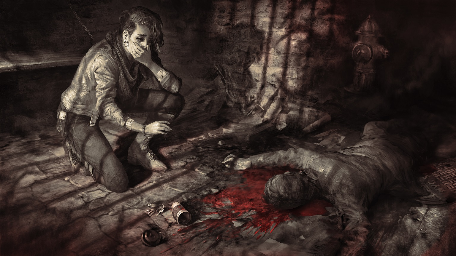 dead by daylight zarina kassir chapter 15