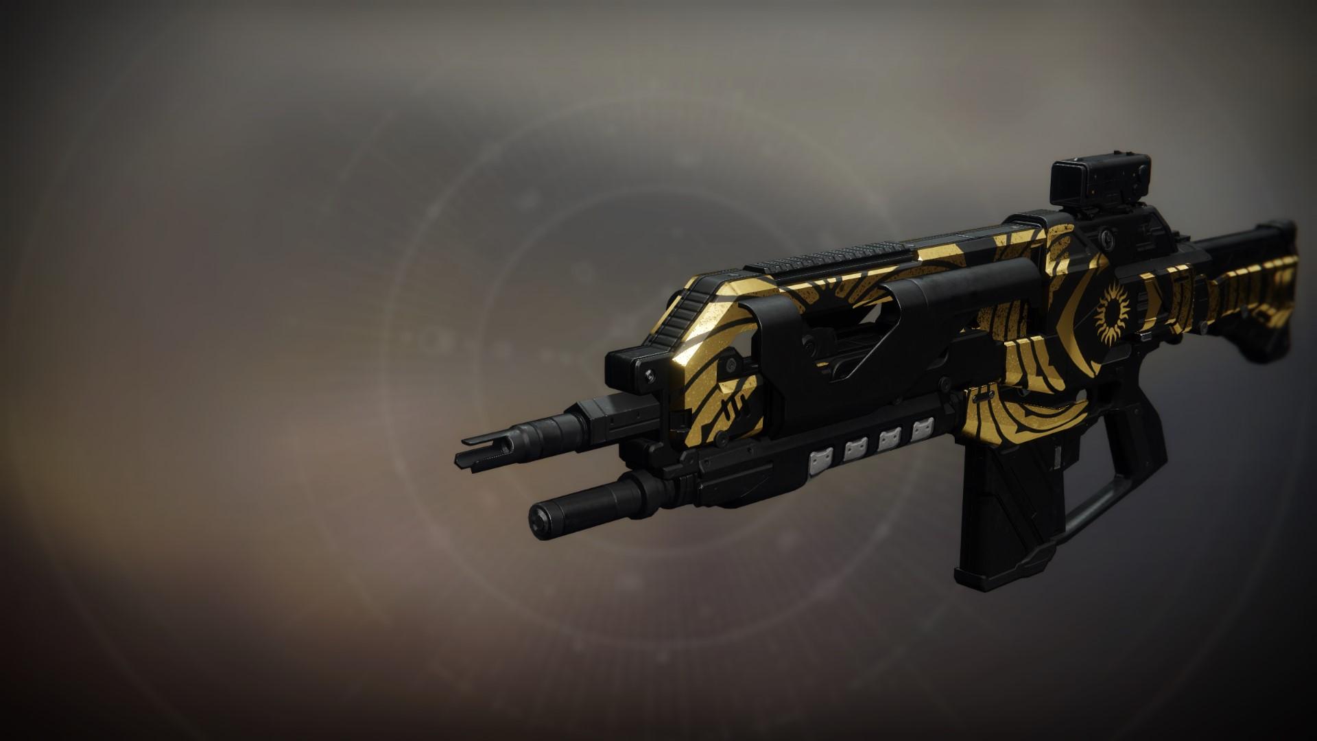destiny 2 the summoner god roll