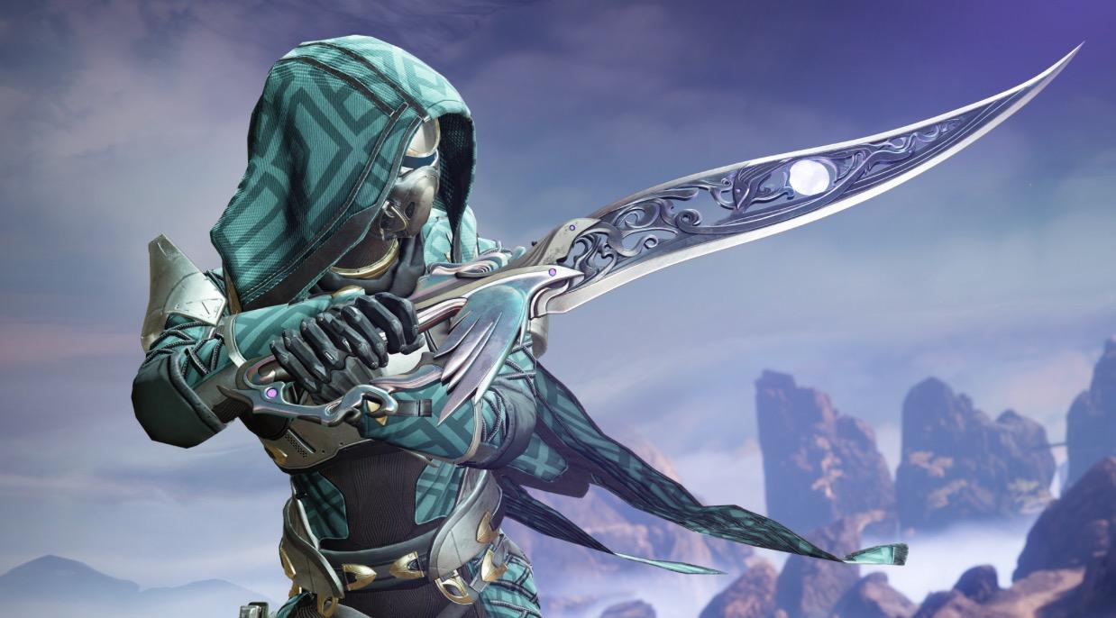 Destiny sword rework