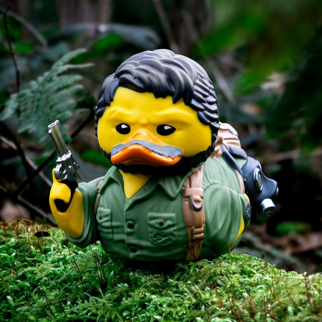 joel last of us rubber duck