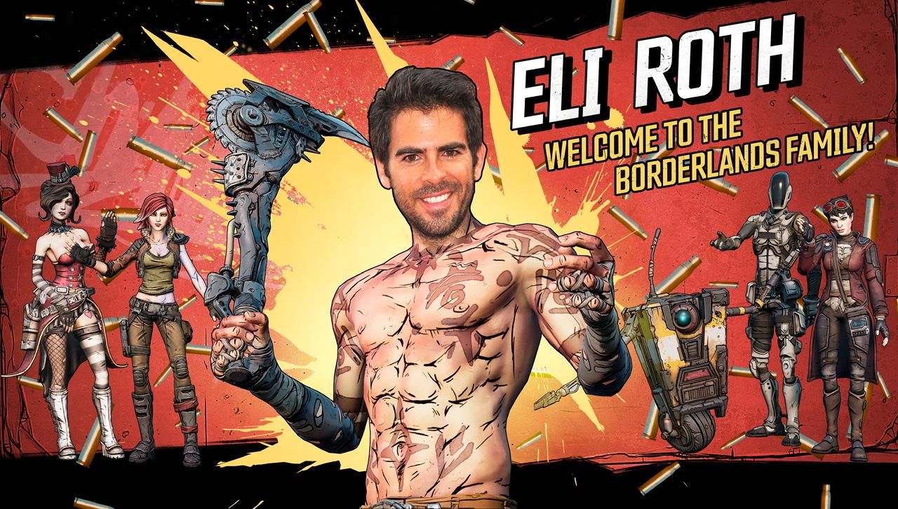 eli roth borderlands movie