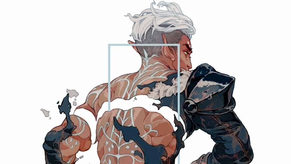 dragon age fenris