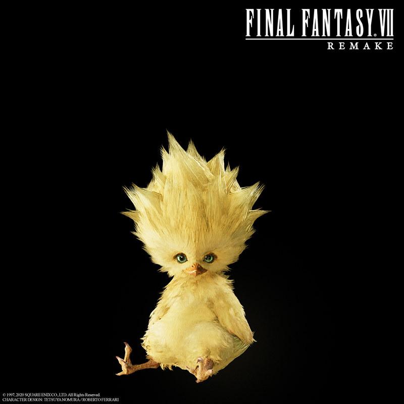 chocobo chick final fantasy 7 remake ff7 ffvii
