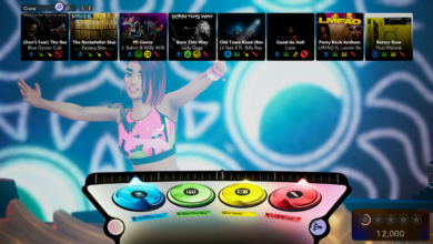 Photo of Harmonix Returns With Fuser, a Festival DJ Mixing Game