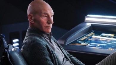 """Photo of Star Trek: Picard Episode 3 """"The End is the Beginning"""" Review: 24th Century Vape Clouds"""