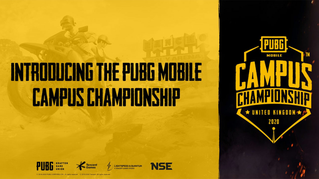 PUBG Mobile UK Championship