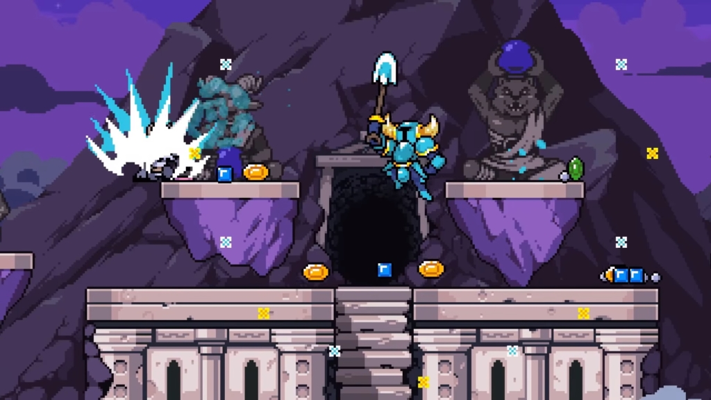 shovel knight rivals of aether