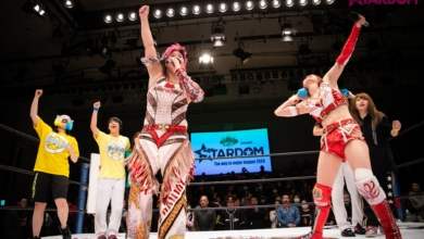 Photo of ICYMI: The Best Wrestling You Didn't Watch in February