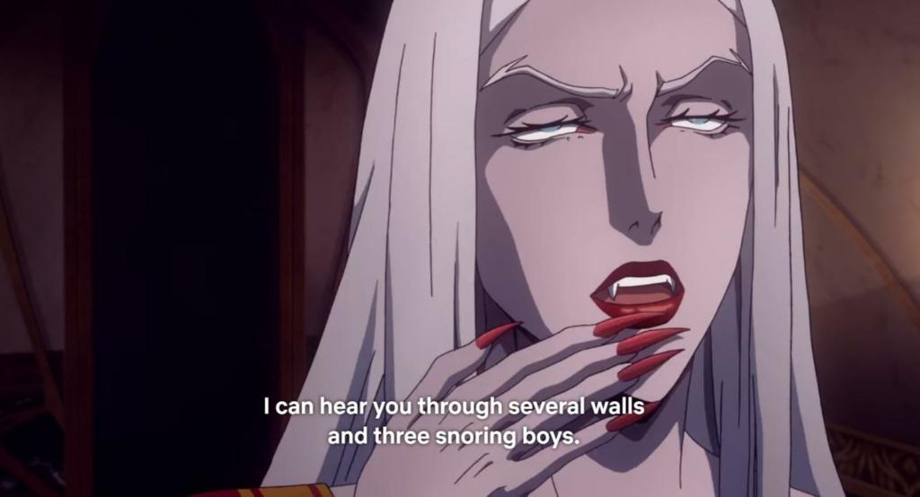 Castlevania Netflix Queer