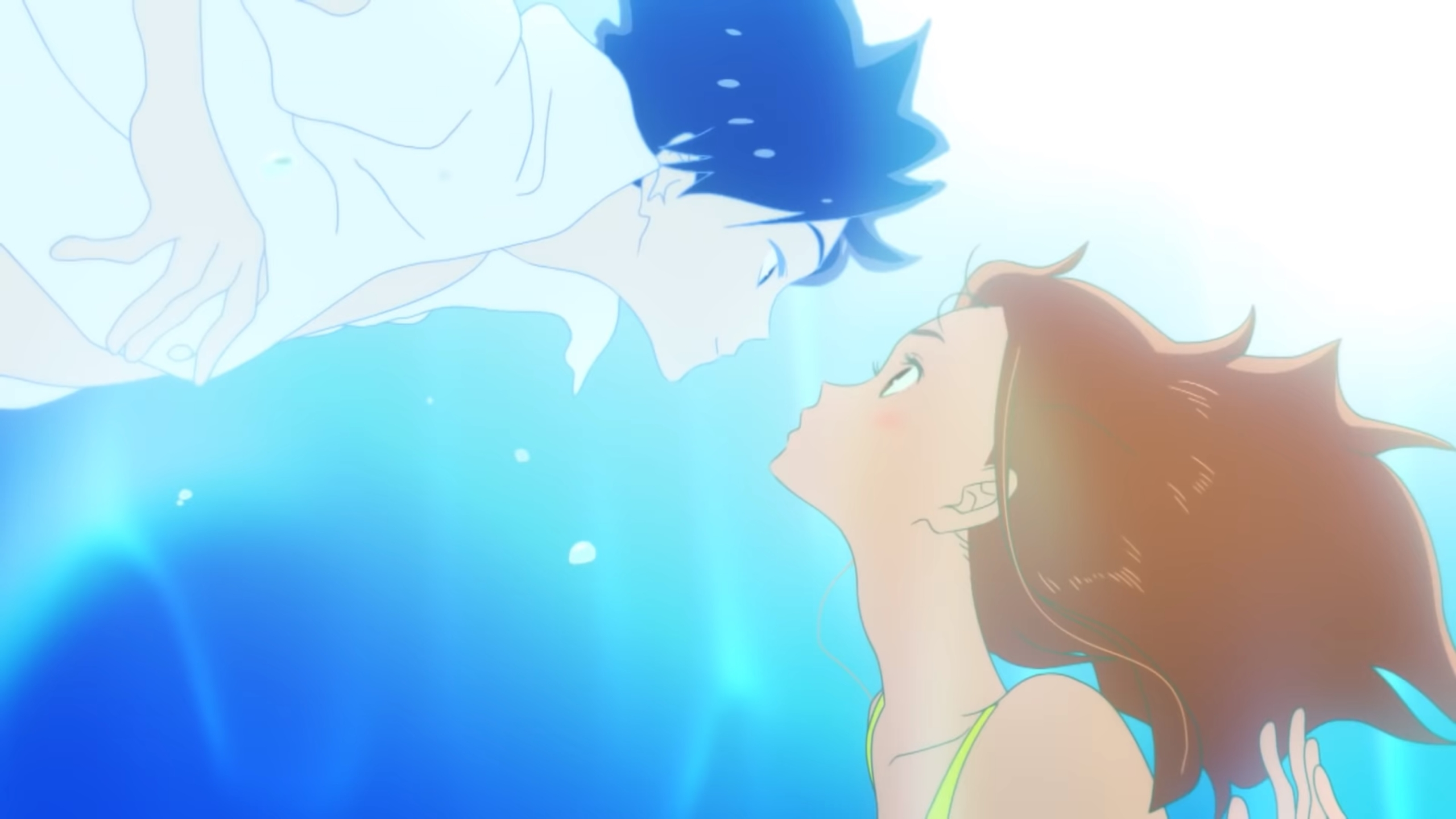 Ride Your Wave Review Anime Movie
