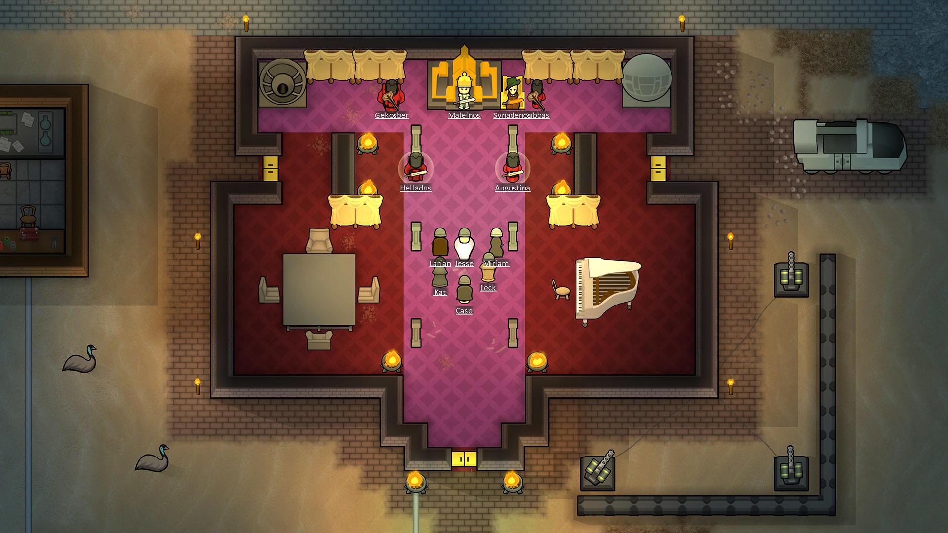 Rimworld Royalty Throne Room