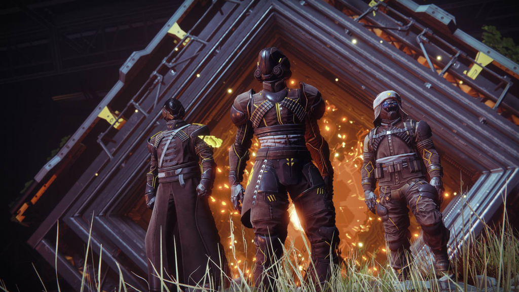 destiny 2 rasputin armor