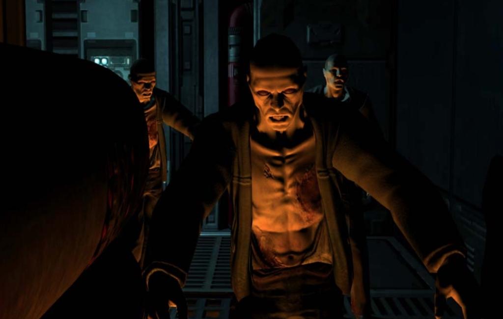 doom 3 spooky guys