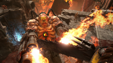 Photo of DOOM Eternal Review Podcast: Hell Isn't Other People, It's Just This Guy