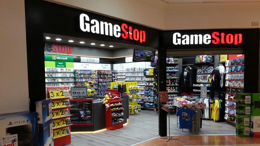 gamestop closure