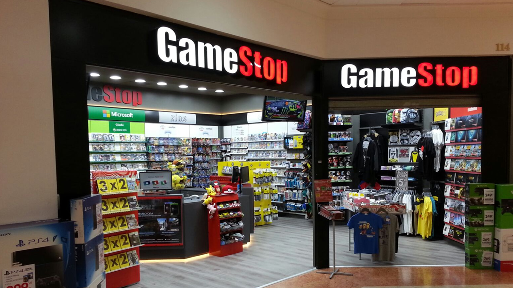 gamestop closure