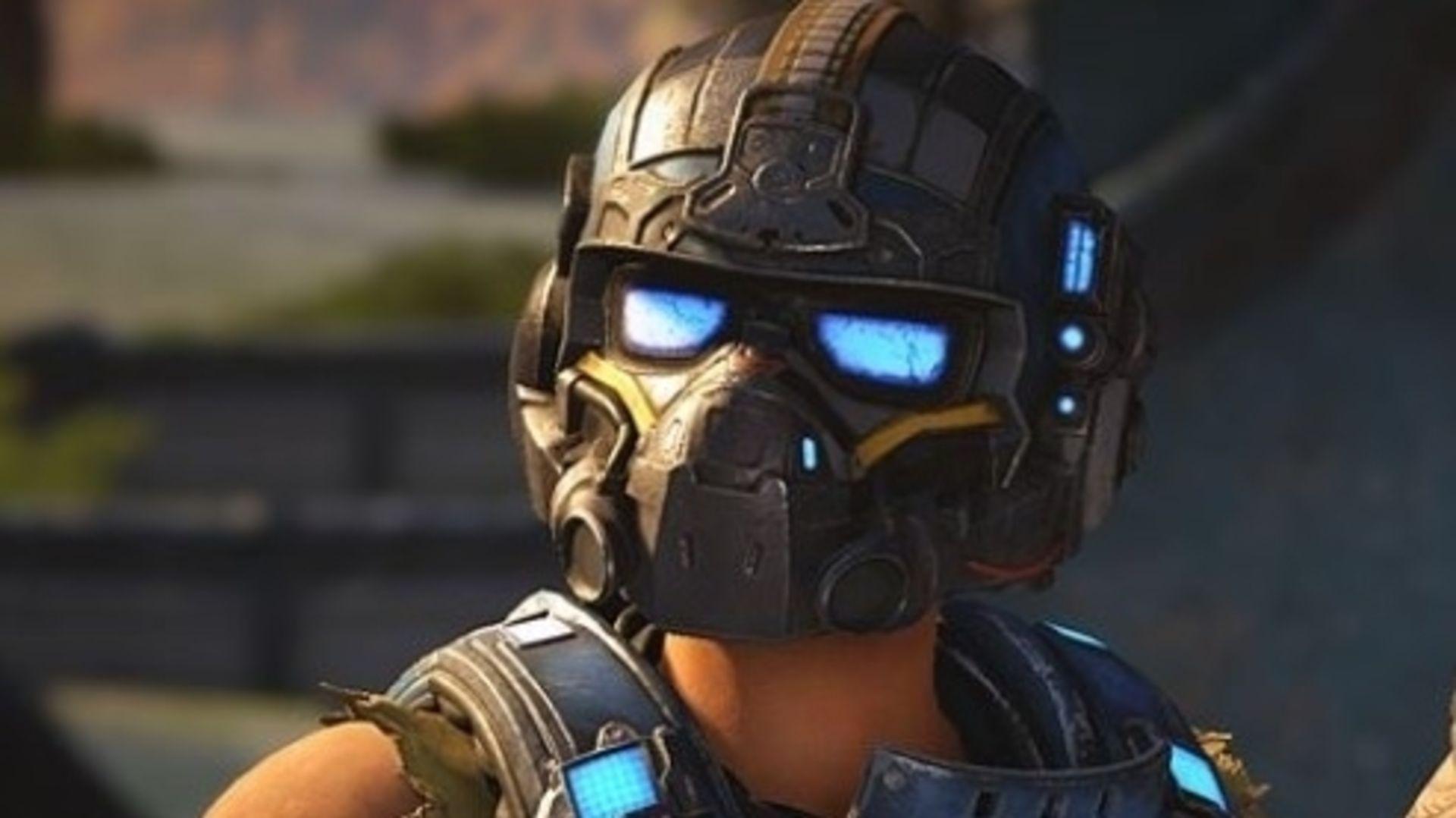 lizzie from gears of war 5