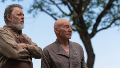 Photo of Star Trek: Picard Episode 7 'Nepenthe' Review: Pizza Party at Will Riker's House