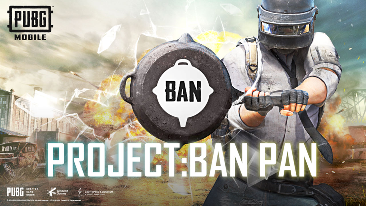 PUBG Mobile operation ban pan