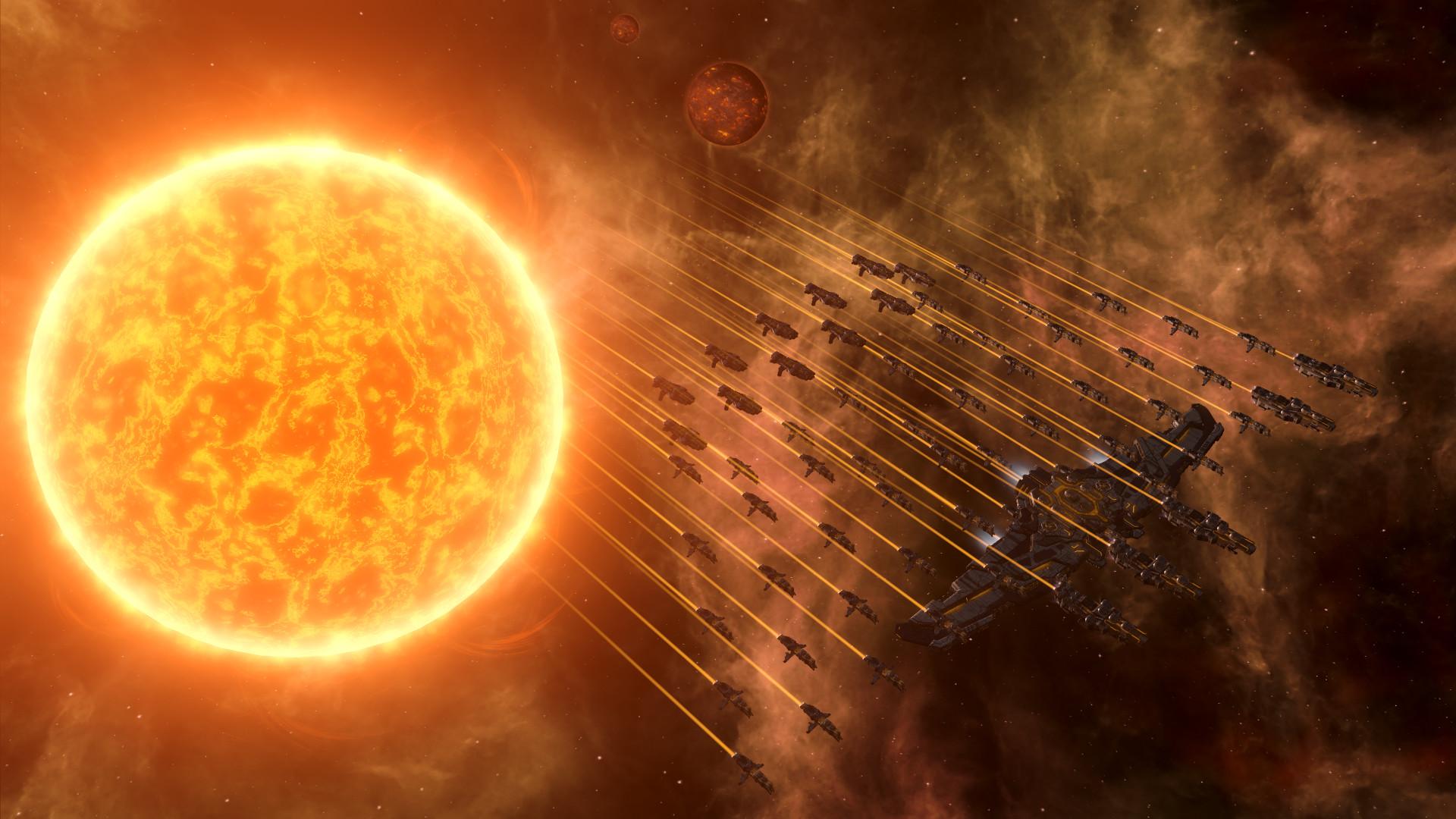 stellaris fleet