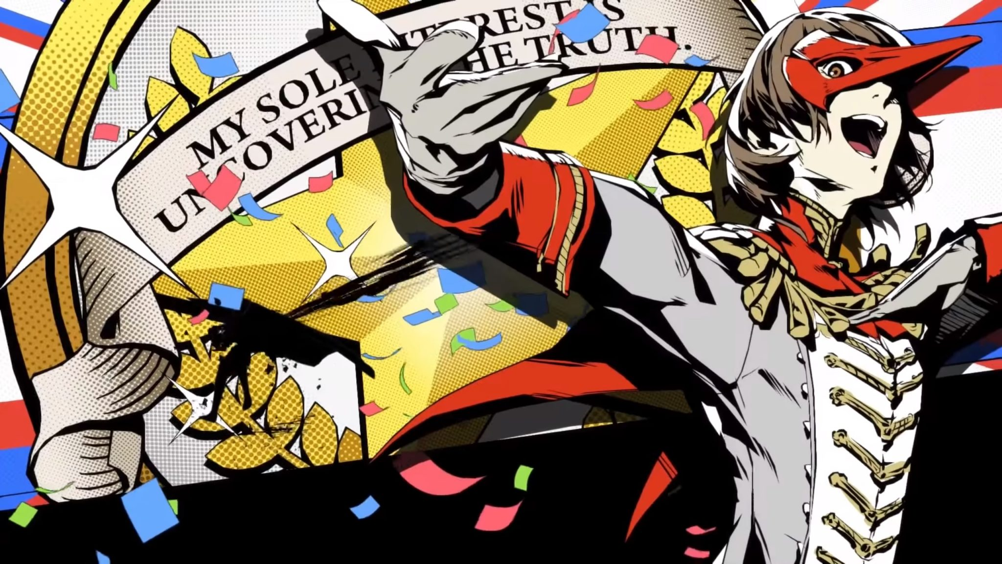Akechi Choices Persona 5 Royal Answers