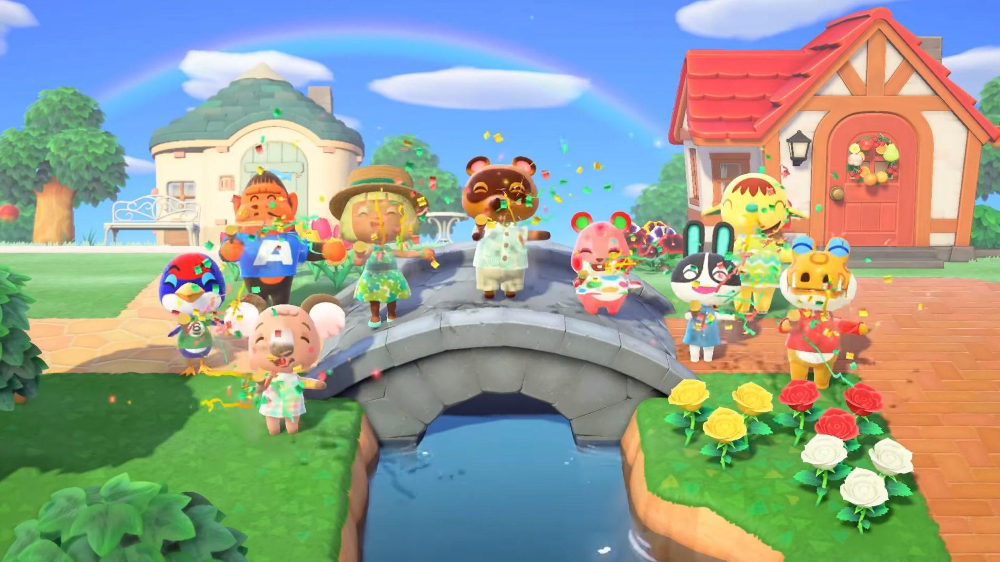 Animal Crossing Friends