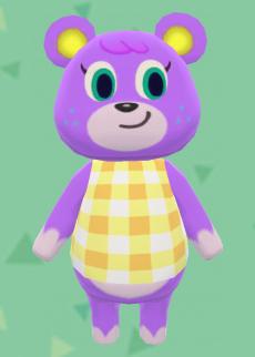 Animal Crossing Megan