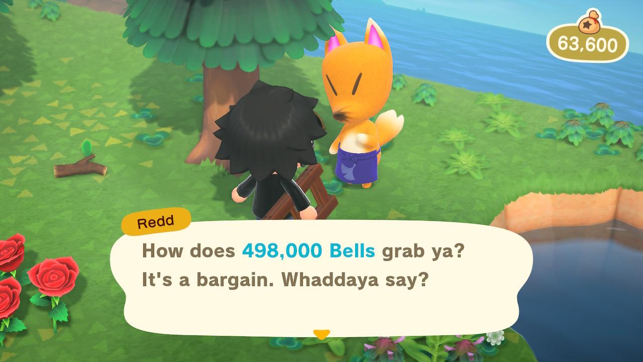 Animal Crossing New Horizons Museum Art
