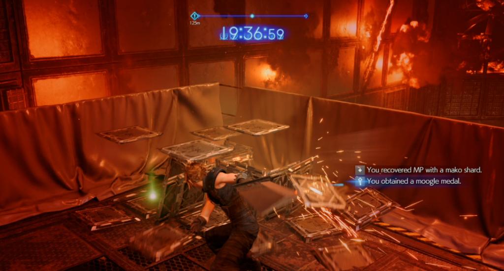 Final Fantasy VII Remake moogle medal