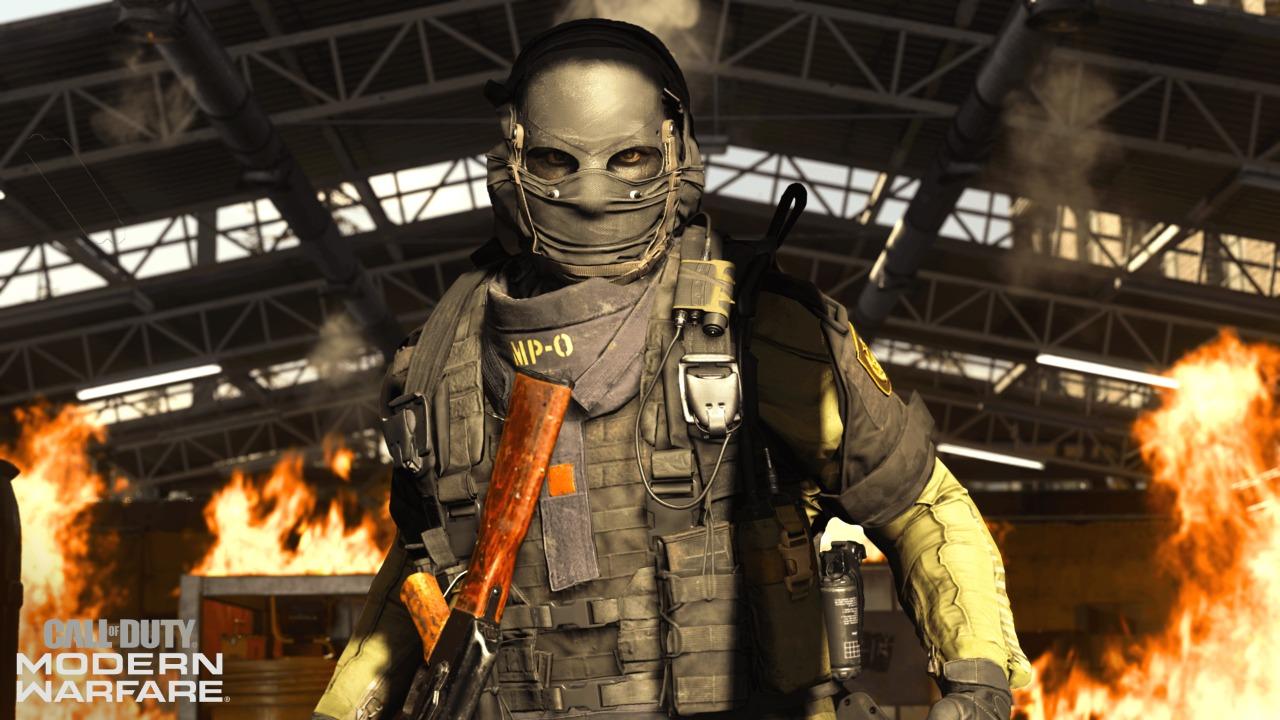 COD Modern Warfare Unlock Bruen Mk9