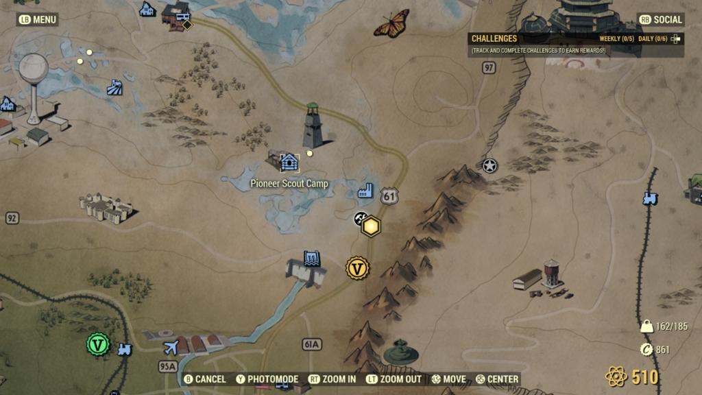 Fallout 76 Cap Farming