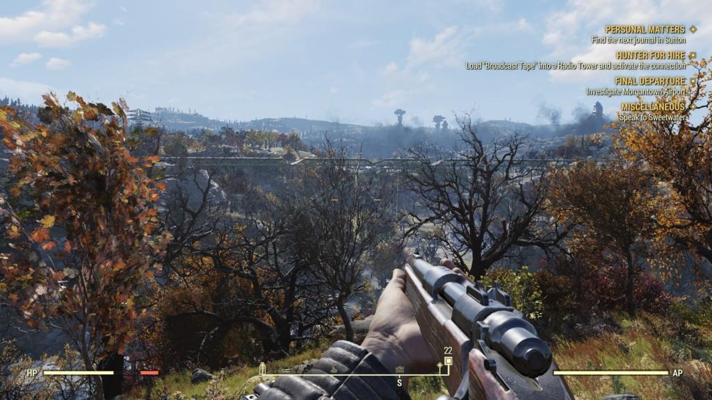 Fallout 76 Location