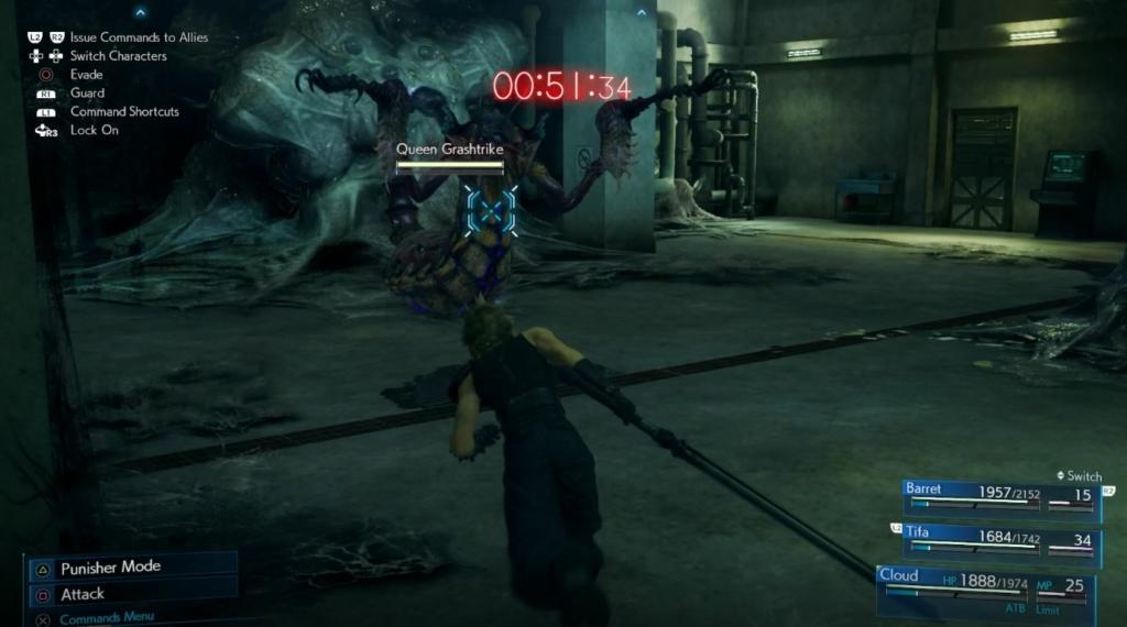 Final Fantasy 7 Remake Chocobo Moogle Materia